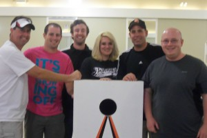 Winners with ARC members