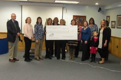 Ford Foundation Grant Donation Award