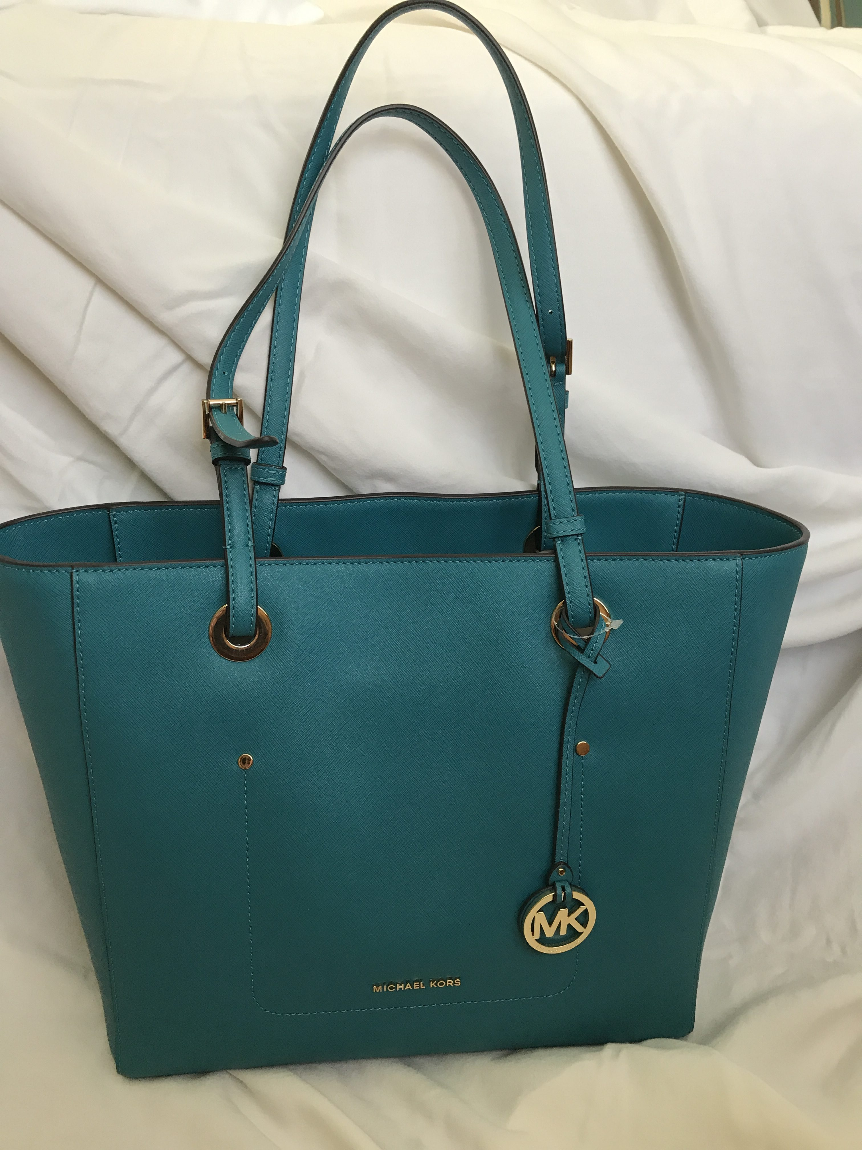 3dbb5c107bb Don't miss your chance to win this must-have Michael Kors Tote! Get your  tickets today for our October 15th Women's Forum event!